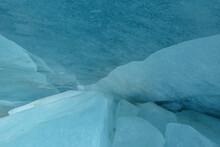 Zinal Glacier, Val D'Anniviers, Valais