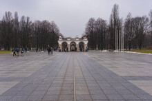 Tomb Of A Unknown Soldier In Warsaw