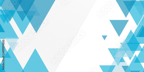 Color gradient background, geometric halftone pattern, vector abstract triangle mosaic trendy graphic design. Simple minimal halftone blue and green color gradient, modern pattern background