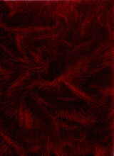 Dark Red Abstraction With Light Gleams. Texture With Light Spots