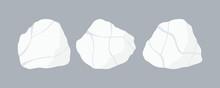 Marble Rock Specimen Illustration Set