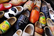 オランダ 木靴 クロンプ