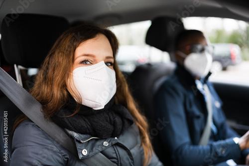 Carpool Car Ride Share Service