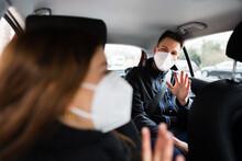 Carpool Ride Share Service