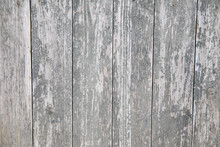 Wooden Old Background With Shabby Planks And Greenish Marsh Color