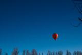 balon baloniarstwo latanie niebo niebieskie