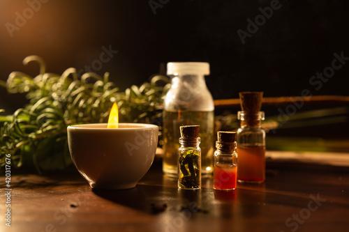 Photographie Aromaterapia e fitoterapia