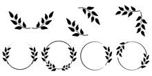 Vector Icon. Winner Award. Wedding Decoration. Retro Icon For Decoration Design. Stock Image. EPS 10.