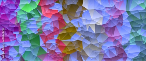 Fototapety, obrazy: 3D Rendering of Creative Illustration