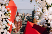 View Of Red Square And Moscow Kremlin, Russia