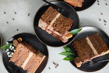 Vegetarian Chocolate Cake.