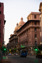 Historic Downtown Cairo Streets