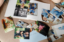 Photo Book With Relatives On It