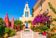 Corfu, Greece.