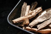 Wood For BBQ Smoker