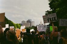 City Protest For Black Lives Matter