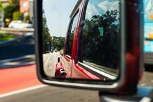 Side Mirror On Truck