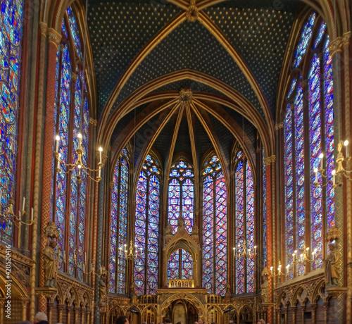 Fotografía La Sainte-Chapelle