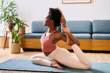 Yoga And Self Care At Home