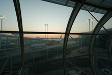 View From Terminal Window