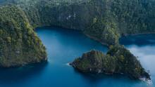 Lagoon Aerial Shot