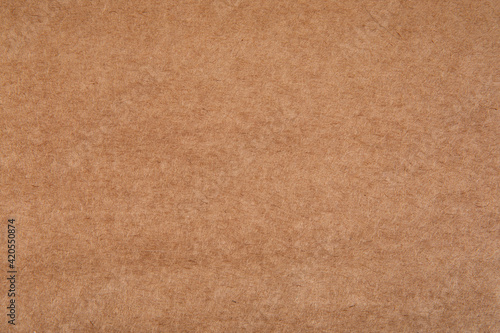 Closeup shot of the brown fabric texture- perfect for background Fotobehang