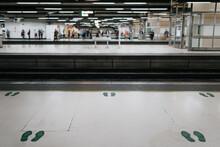 Half Empty Train Station