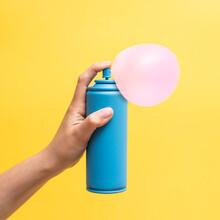 Bubble Spray