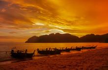 Ko Phi Phi Don Sunset
