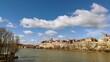 Zamora city and Dpuro river, Castile-Leon, Spain