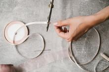 Cutting Decorative Tape