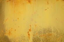 Texture Rust Yellow
