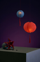 Traditional Mid Autumn Festival Chinese Lantern
