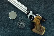 Photo Of A Gun For A Rifle Shooting