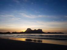 Sunset At El Nido Palawan