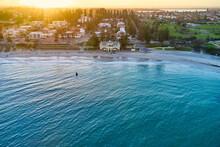 Cottesloe Beach Sunrise, Perth, Western Australia