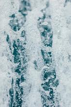 Water Splash Abstract