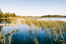 Lake In Scandinavia