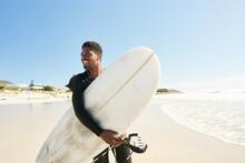 Surfing Portrait