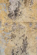 Peeling Paint Over Concrete