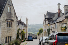 English Village In Cotswolds