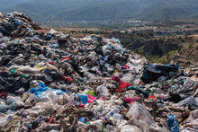 Landfills And Their Plastic Polution