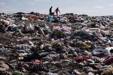 Landfills And Their Plastic Polution