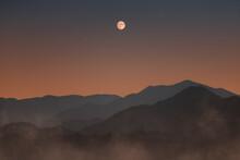 Mid Autumn Festival Moonlight