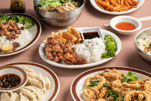 Chinese Food Meal
