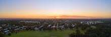 Perth Sunrise Pamorama