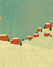 Winter Small Tawn