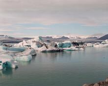 Iceland Jokursalom Lake