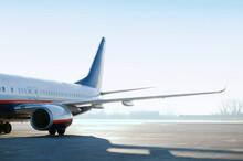 Airplanes On Sunrise