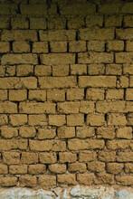 Unbaked Brick Wall